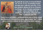 Benoît XVI - Douleur